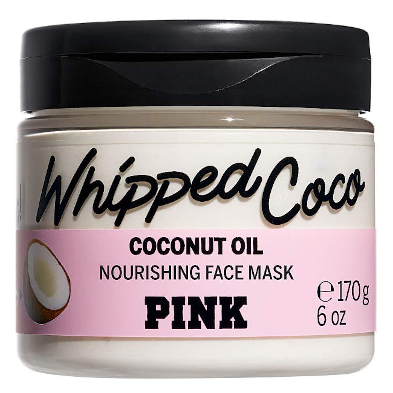 Victoria's Secret PINK Nourishing Face Mask, Coco Whip Coconut Oil