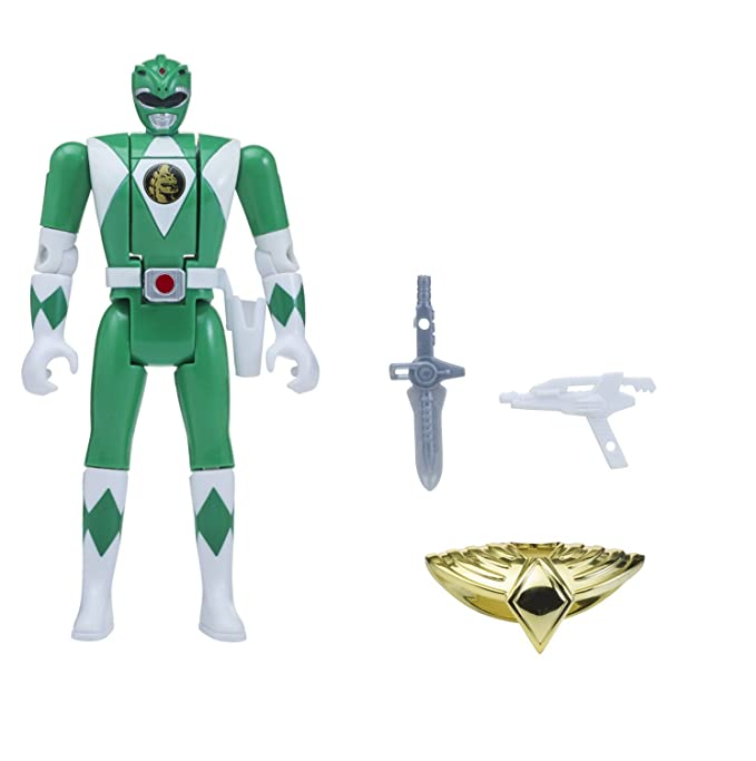 Amazon.com: Power Rangers Auto Mighty Morphin Tommy Figura ...