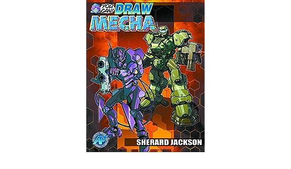 You Can Draw Mecha: Amazon.es: Ben Dunn, Fred Perry, Sherard ...