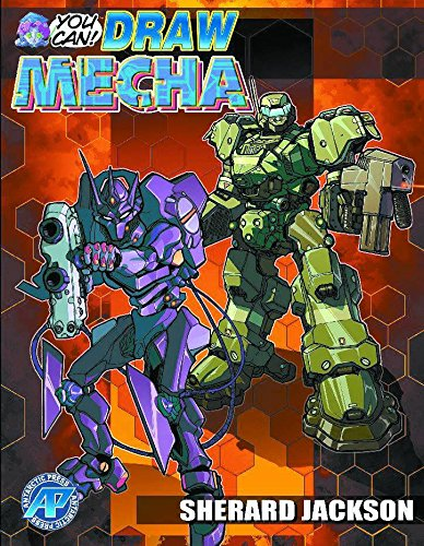 You Can Draw Mecha from Brand: Antarctic Press