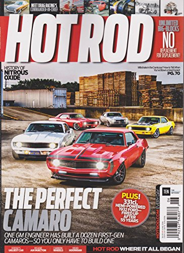 Car Craft Magazine Drag Racing - 3