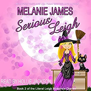 Serious Leigh Audiobook