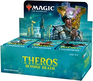 Magic: The Gathering Theros Beyond Death Booster Box   36 Booster Packs (540 Cards)   Factory Sealed