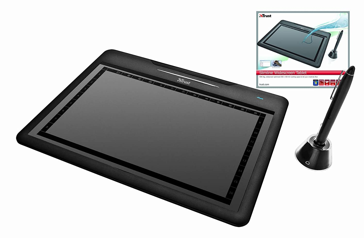 TRUST STYLUS GRAPHIC TABLET DOWNLOAD DRIVERS