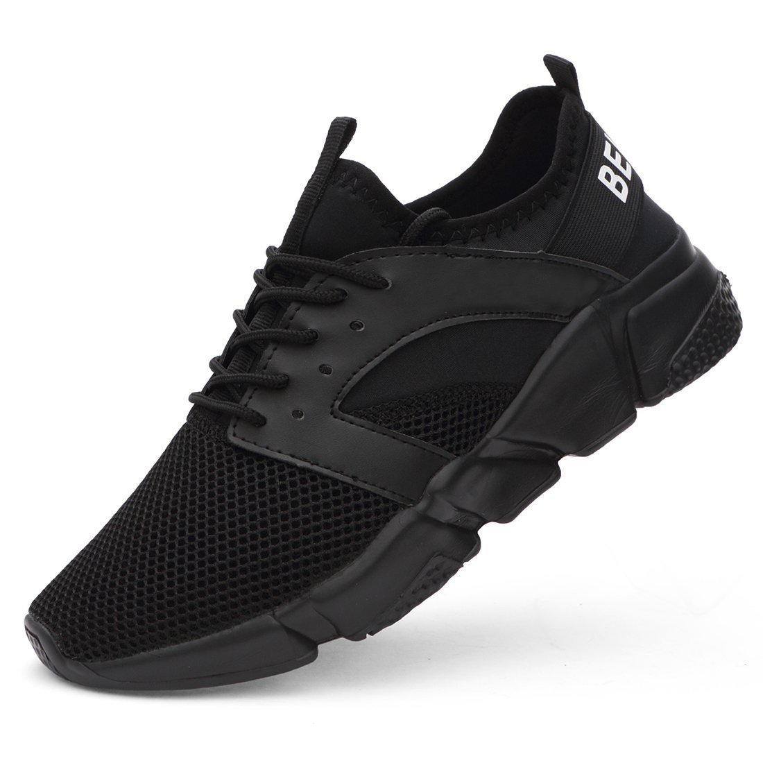Men's Lightweight Walking Shoes Breathable Mesh Soft Sole for Casual Walk Outdoor Workout Travel Work