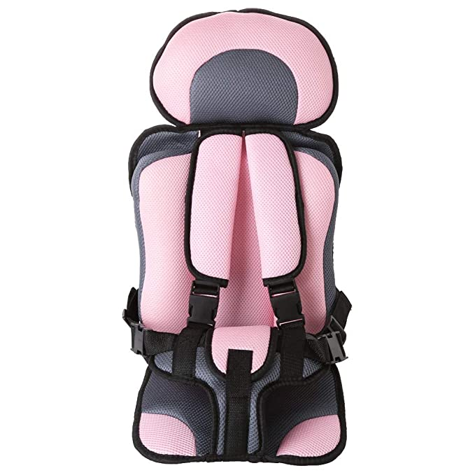 XuBa Portable Baby Safety Car Seat Toddler Simple Car Seat for 0-4 Baby