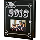Collections Etc Class of 2018 Memories Keepsake Tassel & Diploma Holder Box