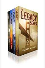 The Legacy Series Boxed Set (Legacy, Prophecy, Revelation, and AWOL) Kindle Edition