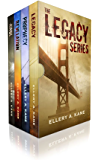 The Legacy Series Boxed Set (Legacy, Prophecy, Revelation, and AWOL) (English Edition)