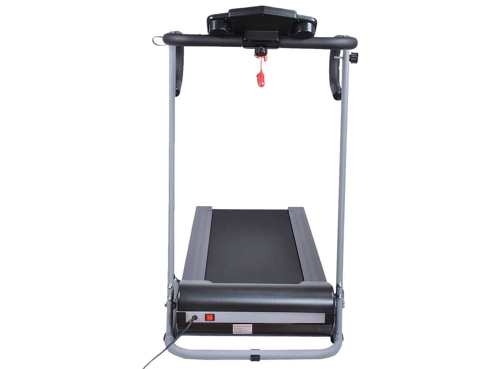 Alitop 500W Folding Electric Running Machine Black by Alitop (Image #3)