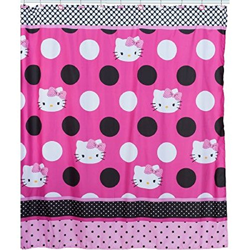 Hello Kitty Shower Curtain - 8