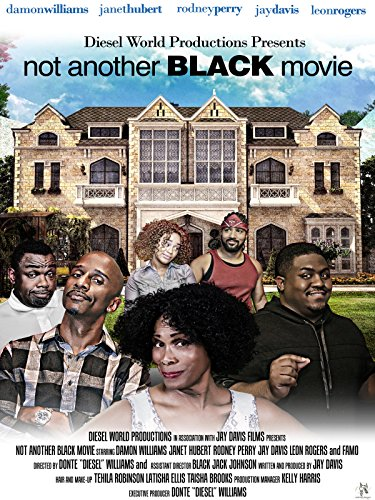 Digital Cinema Media - Not Another Black Movie