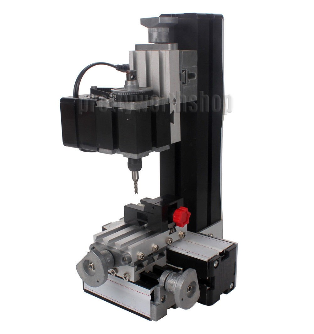 Best Small Milling Machine 4