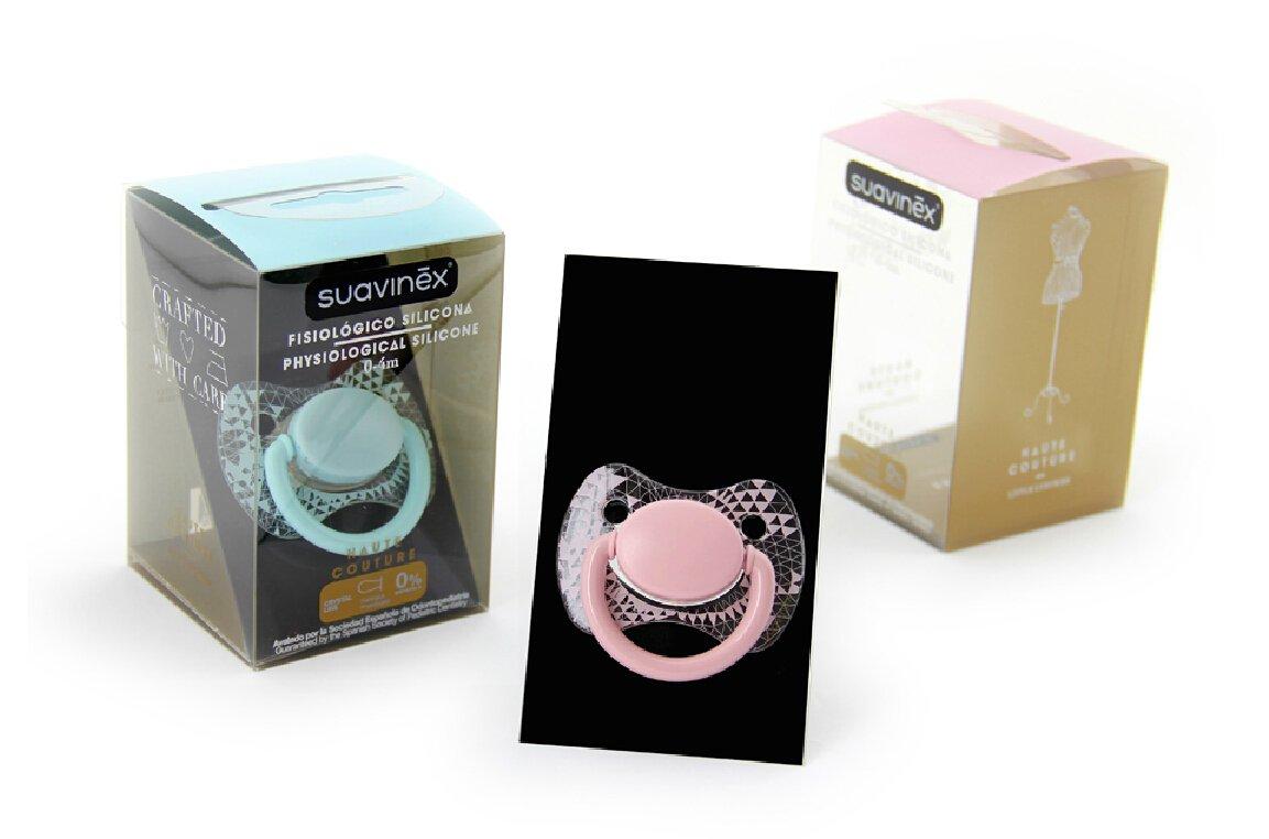 Suavinex - Premium Chupete Fisiologico 0-4M