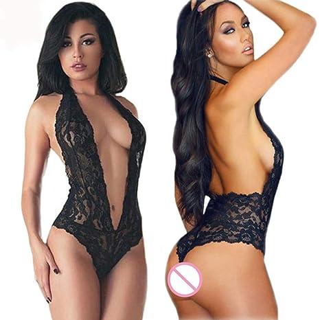 Amazon.com: Vestido sexy de porno para bebé, lencería sexy ...