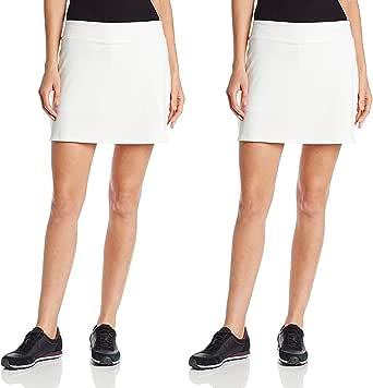 Colorado 2-Pack Ladies Lightweight Skorts for Running Tennis Golf Workout for Women
