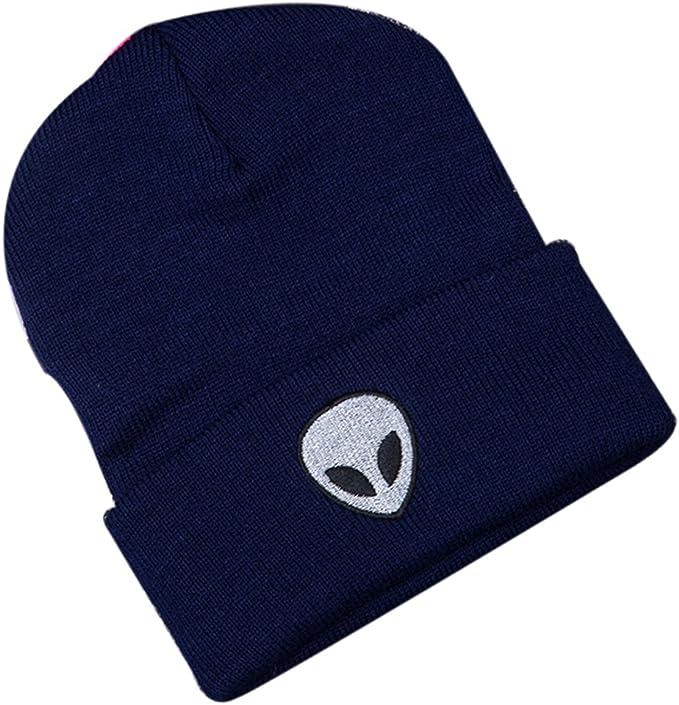 Belsen - Gorro de lana para mujer Azul Alien Blue Talla única ...