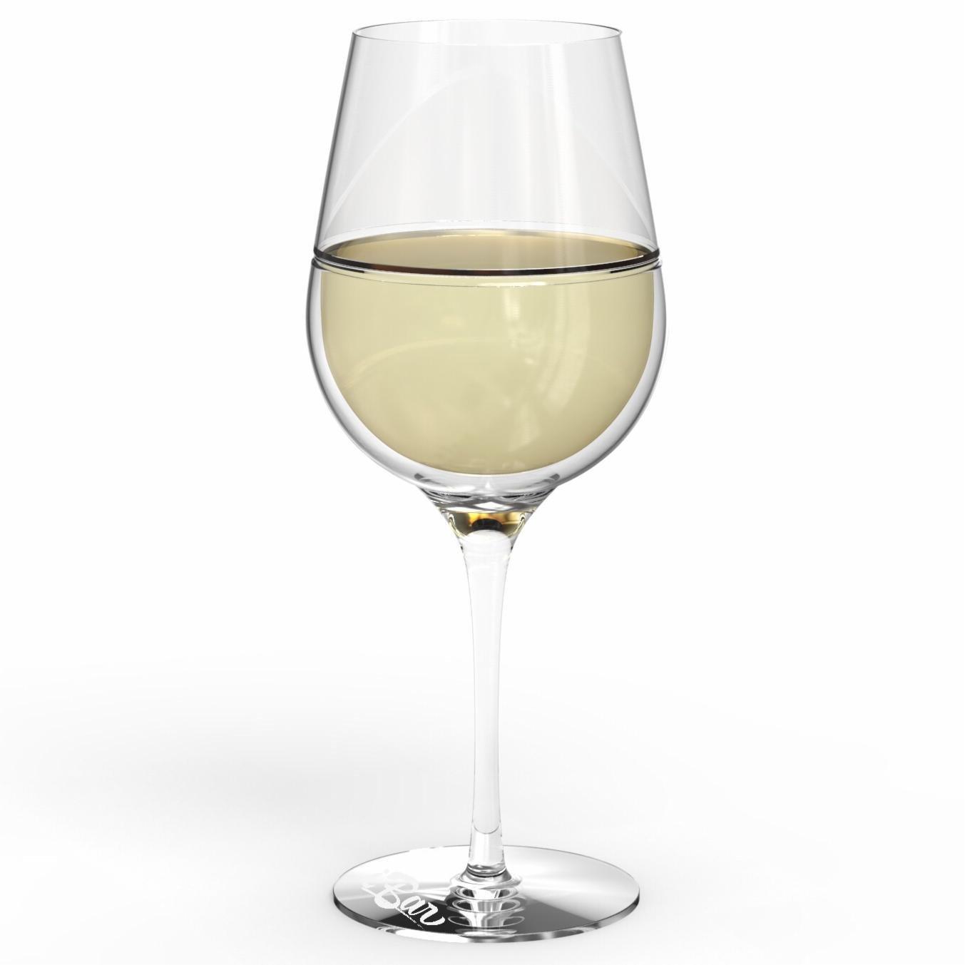 Copas de Vino Térmicas para vino blanco y rosado
