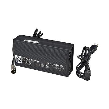Amazon.com: 24 V 8,0 Amp XLR HP0240WB Cargador de batería ...