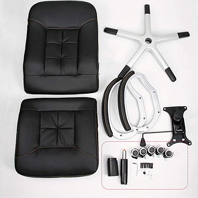 Amazon.com: Wkgre - Silla reclinable de oficina para el ...