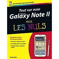 Tout sur mon Galaxy Note II Pour les Nuls