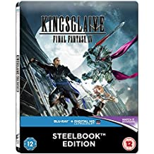 Kingsglaive: Final Fantasy XV Steelbook