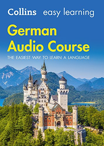 German Audio Course (Collins Easy Learning Audio Course)|-|0008205701