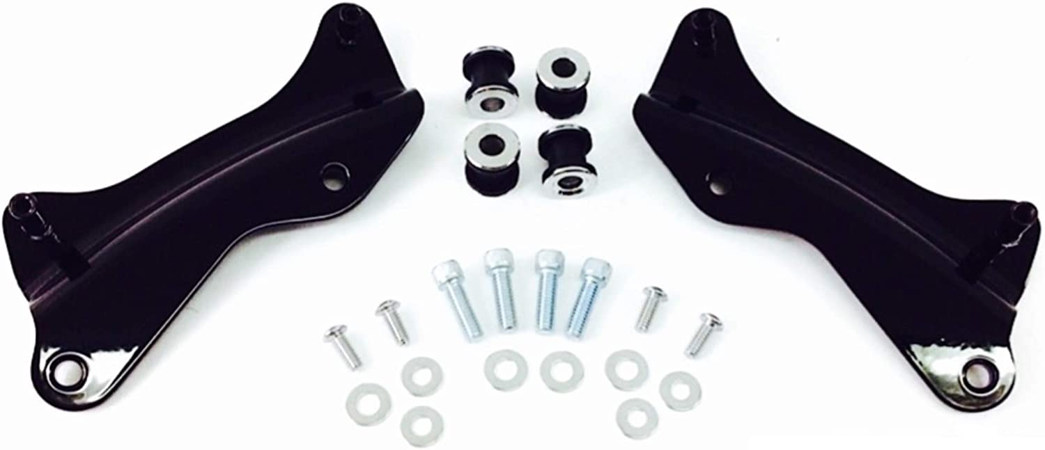 Harley Davidson 4 Point Docking Hardware Quick Release 2014 and UP