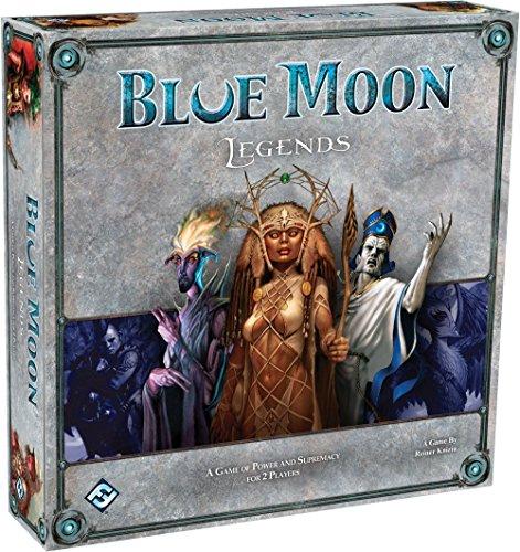 Blue Moon Crystal - Fantasy Flight Games Blue Moon Legends