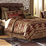 Product review for Desert Rust Comforter Set - King