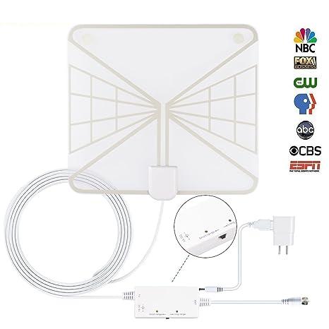 Review TV Antenna, Links Indoor