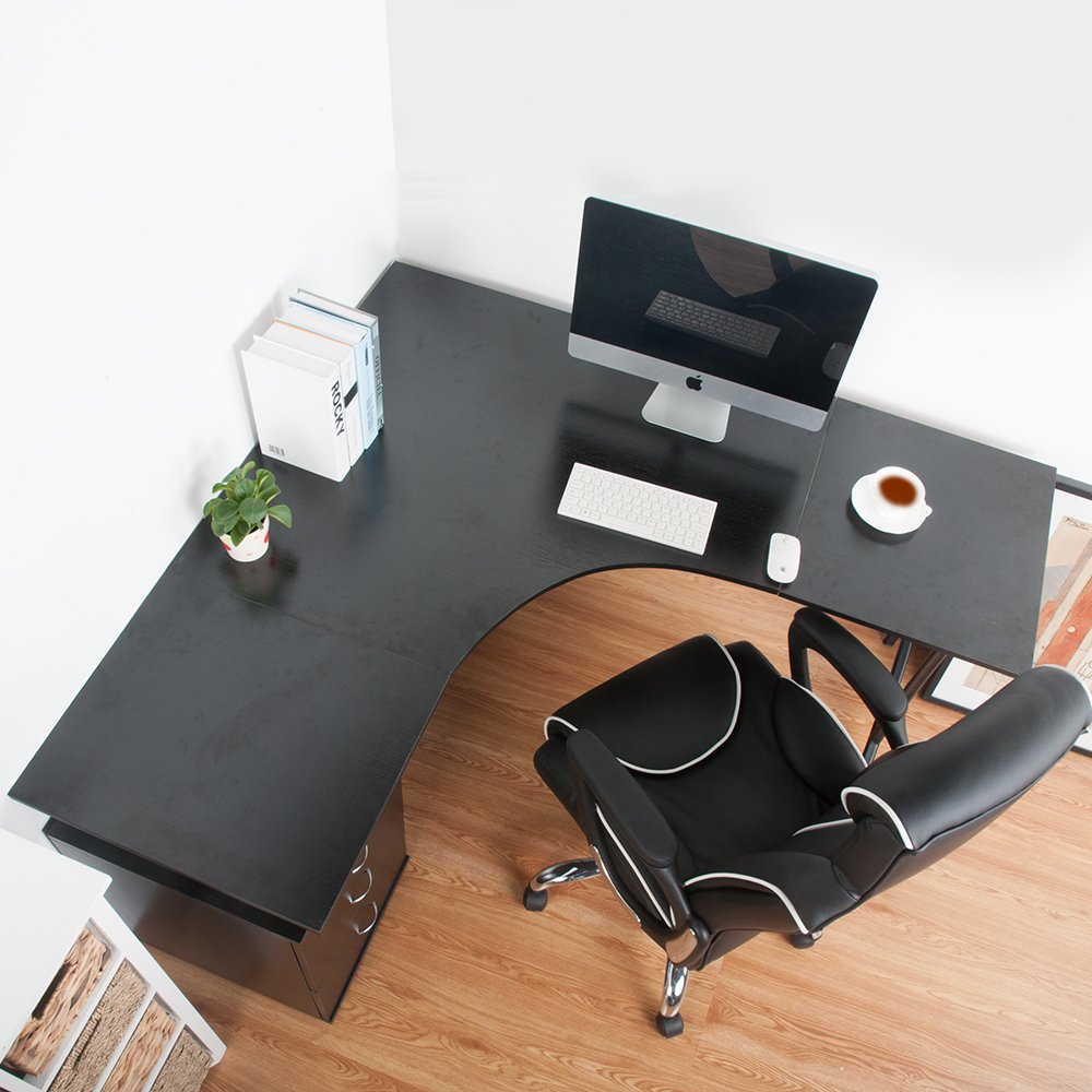 desk used tables off office black ikea
