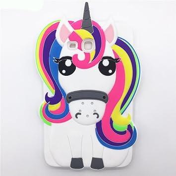 Amazon.com: Galaxy Tab 3 Caso, mingfung 3d Cute Cartoon ...