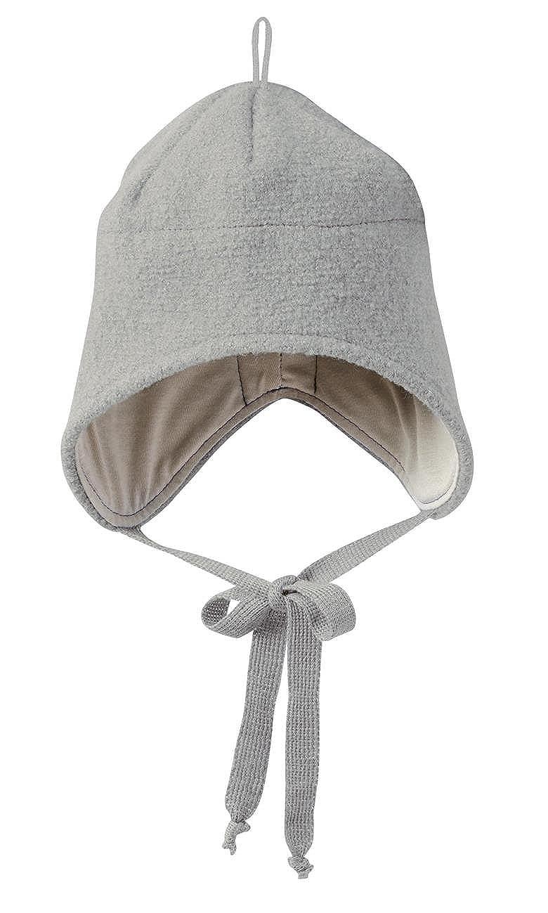 Disana, cappello di lana con fodera in cotone biologico