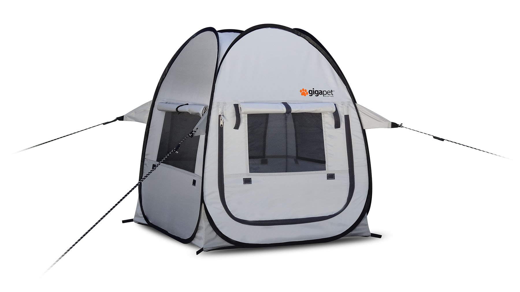 GigaTent Pet PopUp Tent with Fitted Foam Pad (Small)