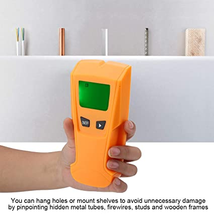 Stud Finder Sensor Wall Scanner Wall Metal Detector 3 in 1 Metal Stud Wire Detector Digital
