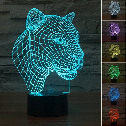 Leopard Night Optical Illusion Elstey Changing product image