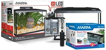 Marina Led 5-Gallon Fish Tank Kit