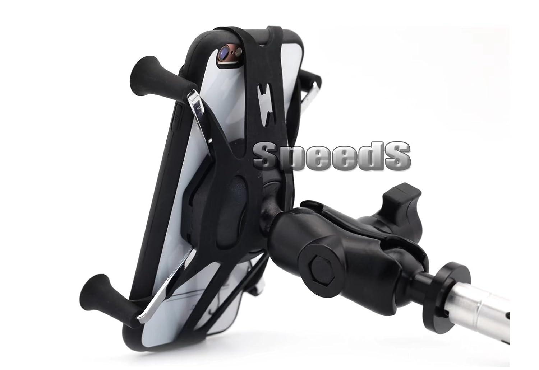 Moto T/él/éphone Portable//GPS Navi Support GoPro Support pour Honda VFR 1200/F//VFR 800/F