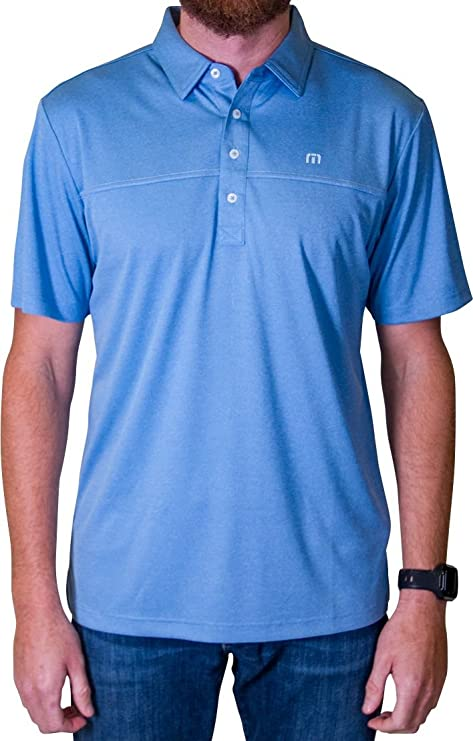 TravisMathew Men's Player Special Shirt