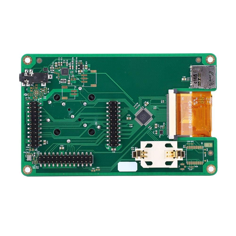 Radio Transceiver Board, PortaPack for HackRF One Control Full-Featured Radio Transceiver, 1MHz-6GHz by Walfront