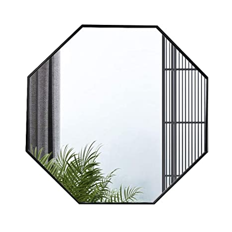 Amazon.com: Decorative Wall Mounted Mirror Octagon Hallway ...