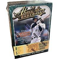 $42 » 2021 Panini Absolute Baseball MLB Factory Sealed Box - 1 Auto or Mem.