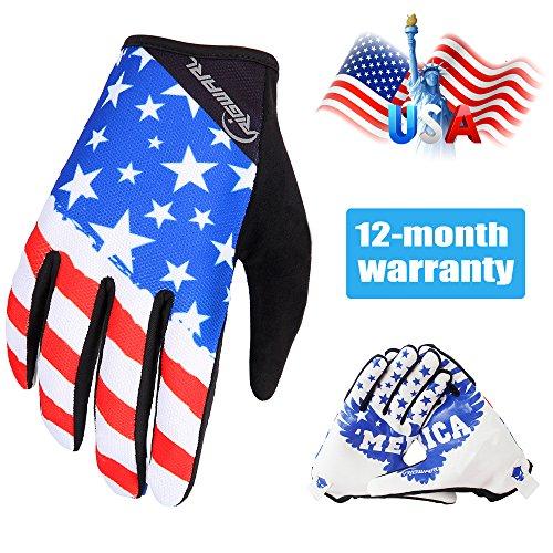 Gloves Usa Flag - 9
