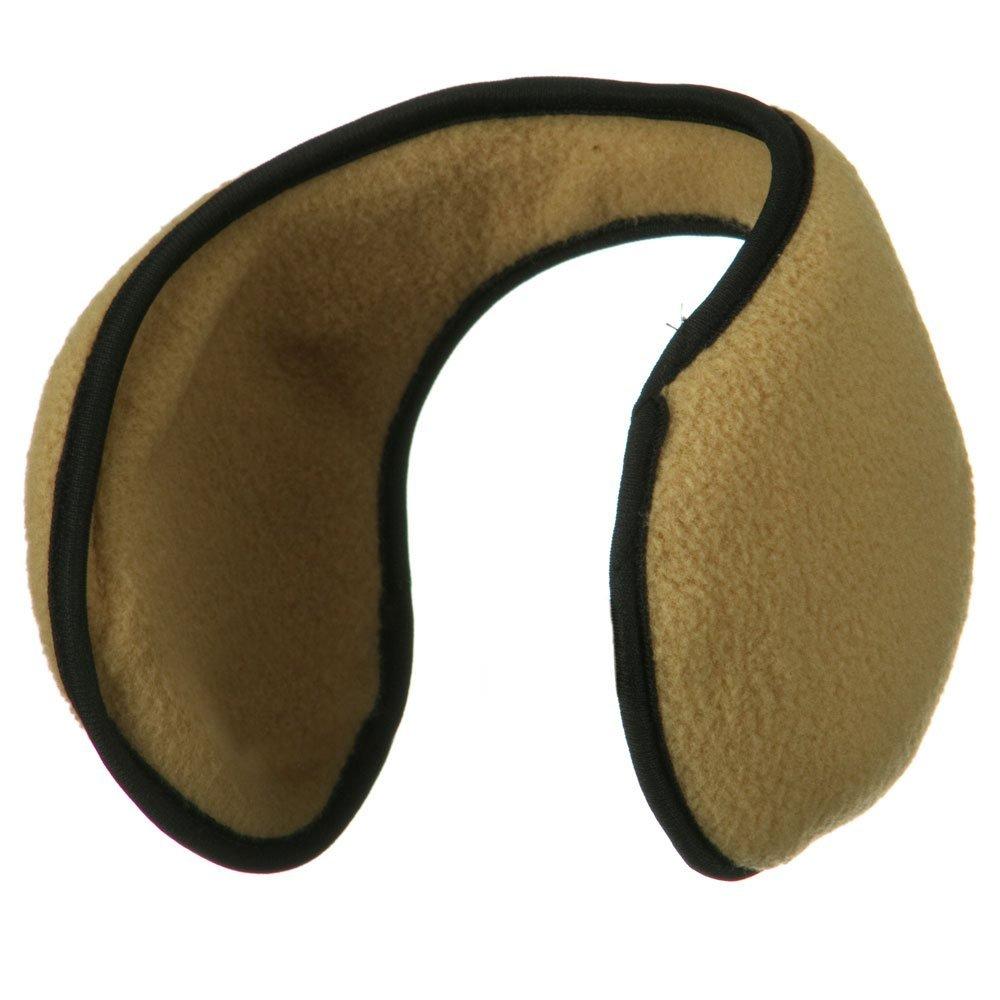 Khaki se005wh-khaki-osfm Solid Ear Muff