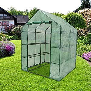 Polythene Greenhouses