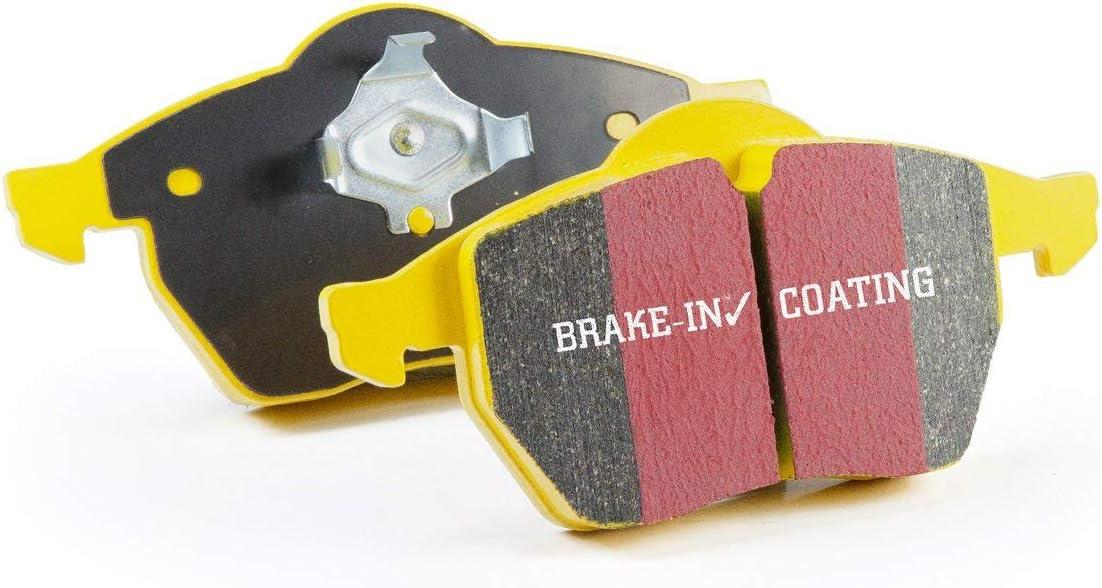 EBC Brakes DP41327R Yellowstuff Street and Track Brake Pad