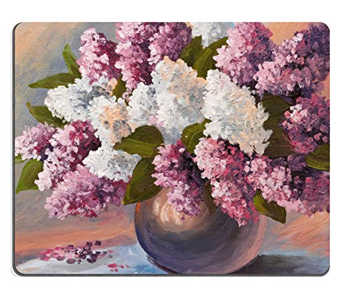 msd-natural-rubber-mousepad-oil-painting-bouquet-of-lilac-on-the-table-impressionism-nature-summer-w