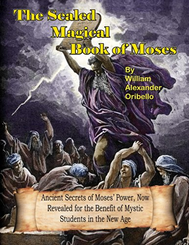 The Sealed Magical Book Of Moses ()