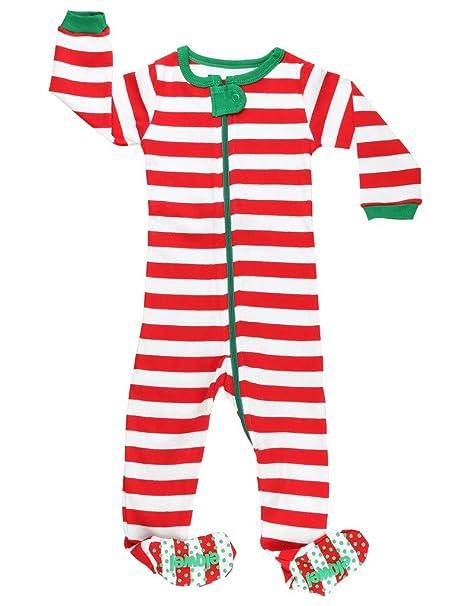 Elowel Pijama para bebe nisexo Ninos ninas, (talla 6 m-5 anos)